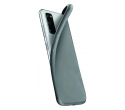 Samsung Galaxy A31 hoesje chroma zwart Cellularline