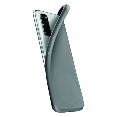 Samsung Galaxy A31 housse chroma noir Cellularline