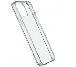 iPhone 12 Mini hoesje clear duo transparant Cellularline
