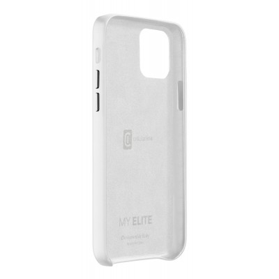 iPhone 12/12 Pro hoesje Elite wit Cellularline