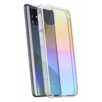 Samsung Galaxy A51 housse prisma irisé Cellularline