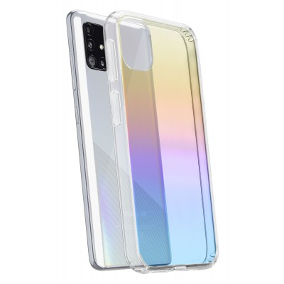 Samsung Galaxy A71 housse prisma irisé Cellularline