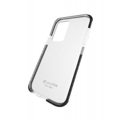 Samsung Galaxy A41 housse tetraforce shock-twist transparent Cellularline