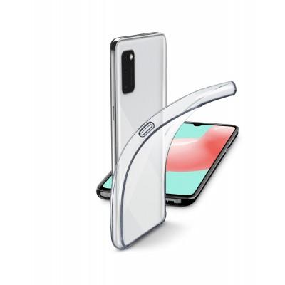 Samsung Galaxy A41 housse fine transparent Cellularline