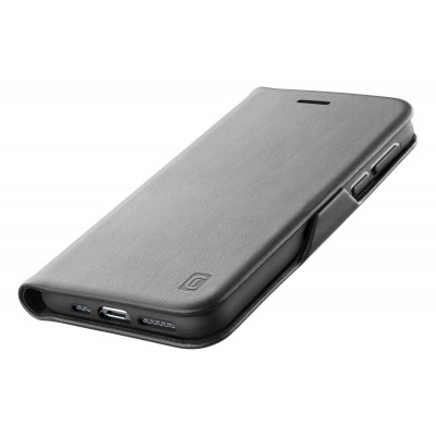 Samsung Galaxy A52 5G/4G hoesje book clutch zwart Cellularline