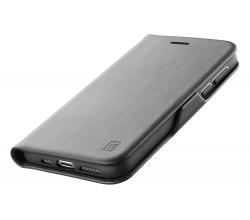 Samsung Galaxy S21 ultra hoesje book clutch zwart Cellularline