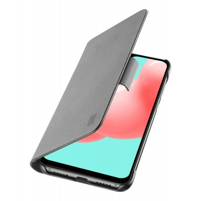 Samsung Galaxy A32 5G hoesje book zwart Cellularline