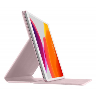 iPad Mini (2021) hoesje folio stand roze  Cellularline