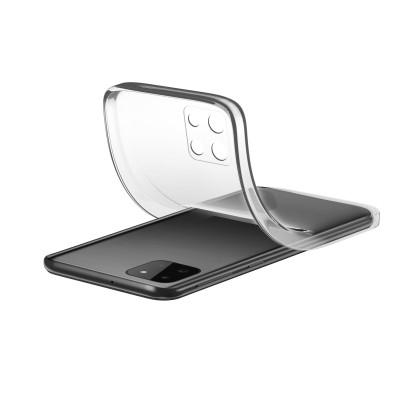 Samsung Galaxy A22 5G housse soft transparent Cellularline