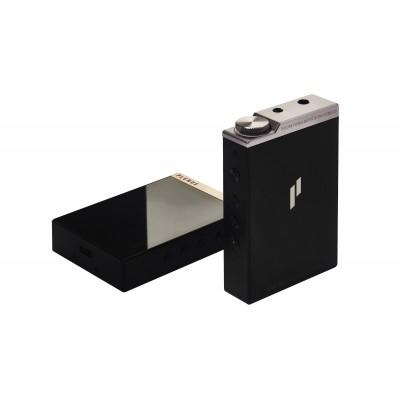 Plenue D3 hifi audio speler 64GB BT zilver/zwart  Cowon