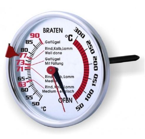 combi vlees- & oventhermometer  Sunartis