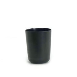 Bano Toothbrush Holder black  Biobu by Ekobo