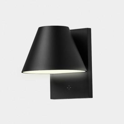 Hellonite Solar Lamp Zwart