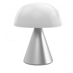 MINA L Grote draagbare LED-lamp Alu Poli  Lexon