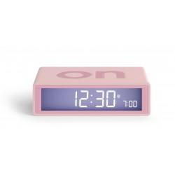 Flip + Omkeerbare wekker Pink