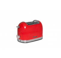 Vintage Broodrooster 2-sleuven Red