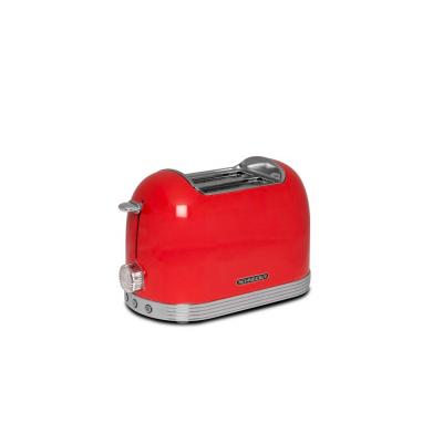 Vintage Broodrooster 2-sleuven Red  Schneider