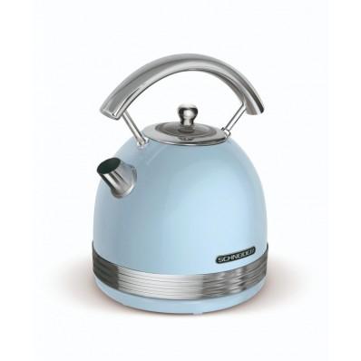 Vintage Waterkoker Blue Light