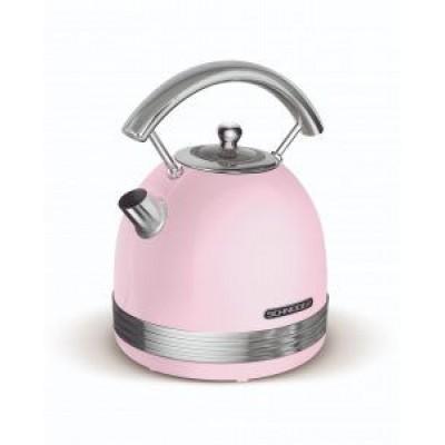 Vintage Waterkoker Pink  Schneider