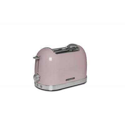 Vintage Broodrooster 2 sleuven Pink  Schneider