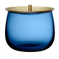 Voorraaddoos cobalt blue