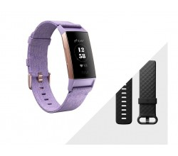 Charge 3 Special Edition Lavendel geweven Special Edition Fitbit