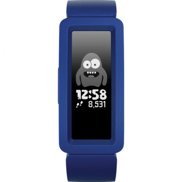 Fitbit Activiteitstracker Ace 2 donkerblauw/geel neon