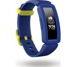 Ace 2 donkerblauw/geel neon Fitbit