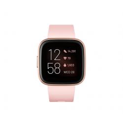 Versa2 FB507RGPK Watch Zachtroze / Koperroze Alu Fitbit