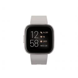 Versa2 FB507GYSR Watch Steengrijs / Mistgrijs Alu Fitbit
