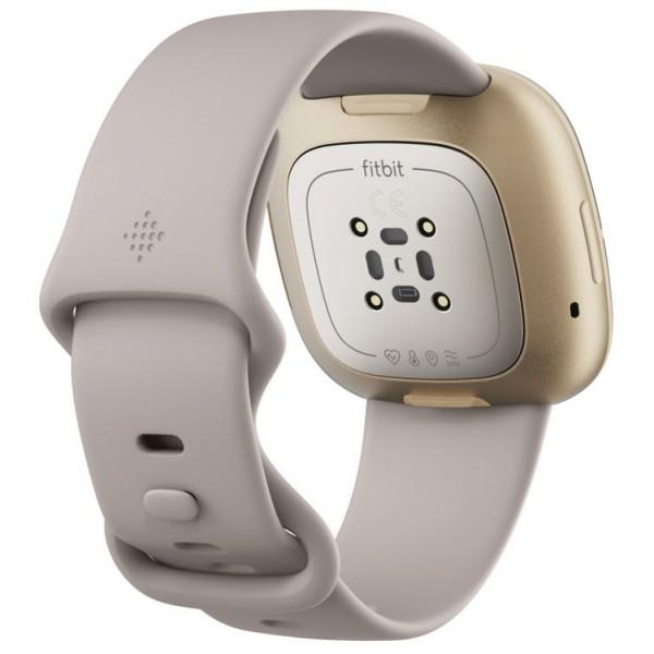 Fitbit Smartwatch Sense Wit
