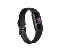 luxe antraciet/zwart Fitbit