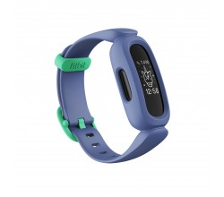 ace 3 cosmic blue astro green Fitbit