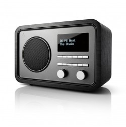 Radio1 Zwart Argon