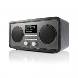 Radio3 Zwart Argon