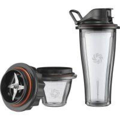 AscentStarter Set (1x 225 ml + 1x 600 ml + messenkop) Vitamix