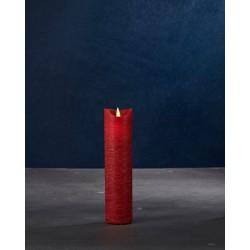 Kaars  Sara Exclusive - h20cm - scarlet