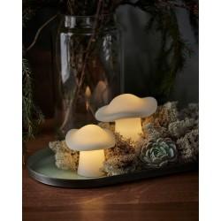 Mushroom Elisa 2st set white