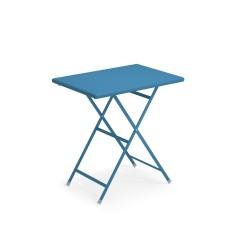 334 ARC EN CIEL TABLE 70X50 BLUE