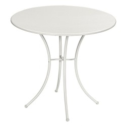 906 PIGALLE TABLE D.80 WHITE
