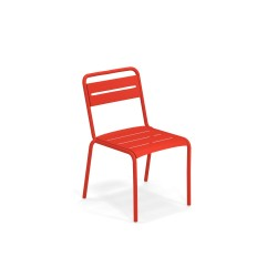 161 STAR CHAIR RED