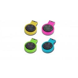 Eisnijder groen, blauw, geel of roze