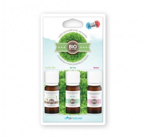 117019 Essential Oil - Well Being Pack  Air & Me