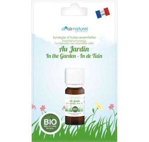 117038 Essential Oil - In The Garden Bio  Air & Me