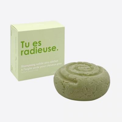 shampoo blok theeboom - zonder etherische oliën - 100g  Cookut