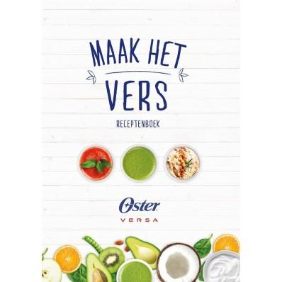 Receptenboek Maak het Vers
