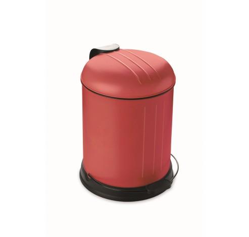 Pedaalemmer 5L mat rood  Rixx