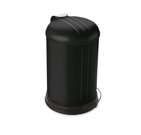 Pedaalemmer 12L mat zwart  Rixx
