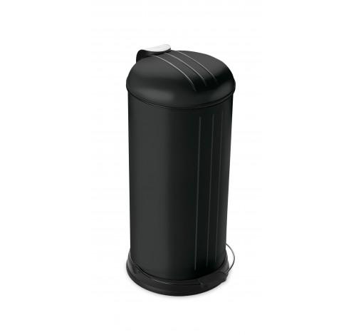 Pedaalemmer 30L mat zwart  Rixx