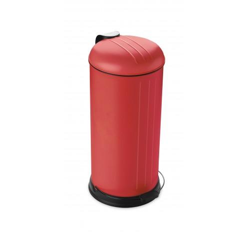 Pedaalemmer 30L mat rood  Rixx